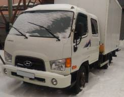 Hyundai HD65. Грузовой фургон , 3 900куб. см., 3 000кг., 4x2