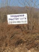 Продается земельный участок, в б. Шаморе, вторая линия, 1,6 га. 16 000кв.м., аренда