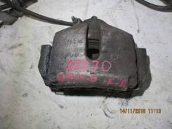 Суппорт тормозной. Volkswagen: Caddy, Bora, Jetta, up!, Golf, Beetle, Polo, Fox Seat: Ibiza, Mii, Altea, Leon, Toledo, Cordoba Audi S3, 8L1, 8P1, 8PA...