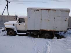 ГАЗ 3307. Грузовой автофургон ГАЗ-3307-АФУ-3,5Х, 4 250куб. см., 3 000кг., 4x2