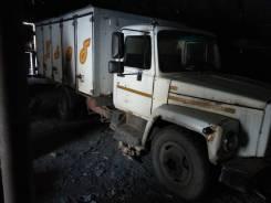 ГАЗ 3307. Грузовой автофургон ГАЗ-3307, 4 250куб. см., 3 000кг., 4x2