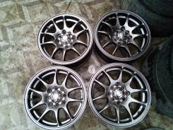 "Work Emotion CR-KAI. 6.0x14"", 4x100.00, 4x114.30, ET38, ЦО 73,1 мм."