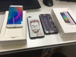 Xiaomi Mi5. Б/у, 64 Гб, Белый, 4G LTE, Dual-SIM