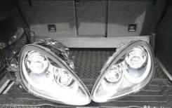 Передние фары Порш Кайен 958. Оригинальные без деффектов.