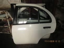 Дверь задняя левая Nissan Pulsar FN15