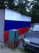 Гаражи металлические. улица Новожилова 8, р-н Борисенко