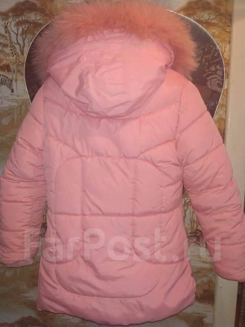2a95045cc430 Продам зимнюю куртку на девочку - Детская одежда в Артеме