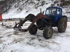 МТЗ 82. Продам трактор , 79,9 л.с.