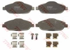 Колодки тормозные дисковые | перед | TRW GDB1761