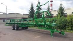 МордовАгроМаш ПРТ-12. Полуприцеп рулоновоз тракторный прт 12, 12 000кг.