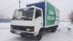 Tata. Тата, изотермический фургон, 10-ти палетник, 3 600кг., 4x2