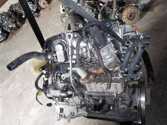 Двигатель Митсубиши Паджеро Спорт 2.5D 4D56V