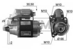 Стартер dacia logan/sandero/renault Era 220389 Mitsubishi: M2T13281 M2T13581 M003T32988 M002T13281 M002T13581 M3T32988 M3T32989 M3T32986 M003T32986