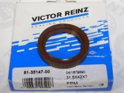 Уплотняющее кольцо коленчатый вал Reinz 81-35147-00 Chevrolet / Daewoo: 24447223. Fiat / Lancia / Alfa: 71739825. Opel: 646299 Alfa Romeo 159 (939).