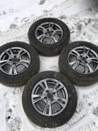 """Колеса r14/4x100, Dunlop/Hankook. 5.5x14"""" 4x100.00 ET38 ЦО 75,0мм."""