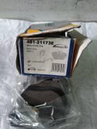 Колодки тормозные дисковые. BMW Z1 BMW 3-Series, E30, E30/2, E30/2C, E30/4, E30/5