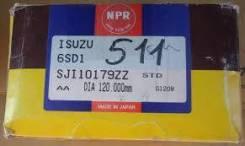 Кольца поршневые 6SD1 STD 32637 TP
