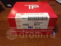 Кольца поршневые 6G74 STD 33981 TP