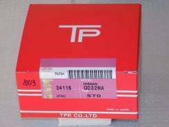 Кольца поршневые QD32 STD 34136 TP