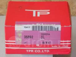 Кольца поршневые 3L STD 35892 TP