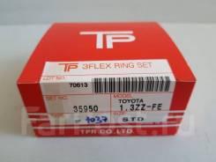 Кольца поршневые 1, 3ZZ-FE STD 35950 TP