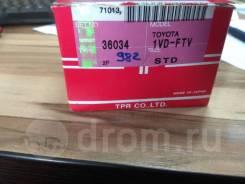 Кольца поршневые 1VD STD 36034 TP