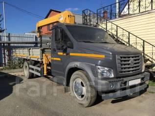 ГАЗ ГАЗон Next C41R33. ГАЗ C41R33 (Tadano 300), 4x2