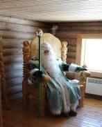 Экскурсия по резиденции деда Мороза с подарком! 22 декабря
