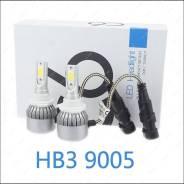 Светодиодная лампа 2шт 9005 HB3 LED HEADLIGHT C6