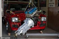 Замена двигателя 5000р.