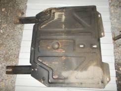 Защита двигателя + кпп металл CHERY TIGGO FL 1.6 вариатор Контрактное Б/У