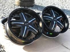 """Dolce Wheels. 7.5x18"""", 4x100.00, 4x114.30, ET45, ЦО 72,0мм."""