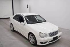 Окно заднее левое боковое неподвижное треугольник W203 Mercedes-Benz C-Class