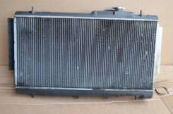 Радиатор кондиционера. Subaru Legacy Lancaster, BHE Subaru Legacy, BEE, BHE Двигатель EZ30D
