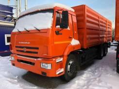 КамАЗ 65115. зерновоз 2019 год, 6 700куб. см., 10 000кг., 6x4