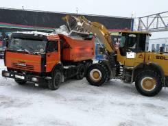 Чистка вывоз снега, мусора 24 часа