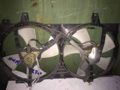 Вентилятор охлаждения радиатора. Nissan Bluebird, EU14, HU14 Nissan Primera, P11, P11E Двигатели: SR20DE, SR20VE, SR20DEH, SR20DEL