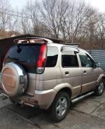 Toyota Cami. автомат, 4wd, 1.3 (90л.с.), бензин, 153тыс. км