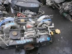 Двигатель в сборе. Subaru Impreza, GF5, GF6, GFA, GC6 Двигатели: EJ18E, EJ18