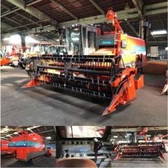 Kubota. Продается зерновой комбайн SRH1400 жатка 3,9 м, 140 л.с.