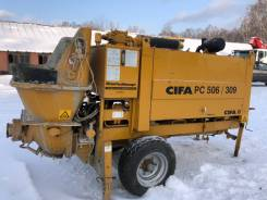 Cifa PC 506/309. Продам Бетононасос CIFA PC 506/309, 2 000куб. см., 200,00м.