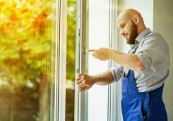 Сервис, ремонт и обслуживание пластиковых окон и дверей. С гарантией!