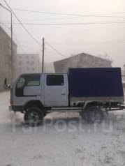 Nissan Atlas. Продаётся грузовик Ниссан атлас, 3 200куб. см., 1 500кг., 4x4