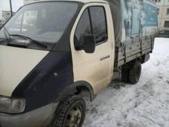 ГАЗ 330202. Продаю газель грузавая, 2 400куб. см., 1 500кг., 4x2