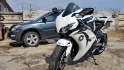 Honda CBR 1000RR Fireblade. 1 000куб. см., исправен, птс, с пробегом