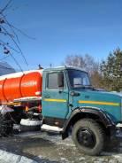 Коммаш КО-520. Продается ЗИЛ ассенизатор , 6 000куб. см.