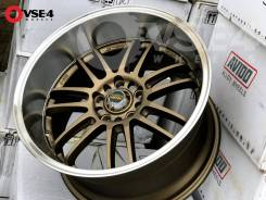 "RAYS VOLK RACING RE30. 9.5x18"", 5x114.30, ET20, ЦО 73,1 мм."