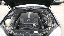 Двигатель в сборе. Mercedes-Benz S-Class, V220, VV220, W220 Двигатели: M113E43, M113E50, M113E55, M113E55ML