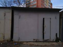 Гаражи металлические. улица Часовитина 15, р-н Борисенко, электричество. Вид снаружи