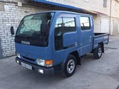 Nissan Atlas. Продам двух кабинный грузовик , 2 700куб. см., 1 500кг., 4x2